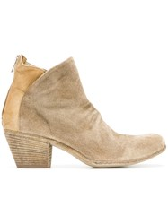 Officine Creative Giselle Boots Nude And Neutrals