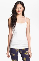 Women's Halogen 'Absolute' Camisole White