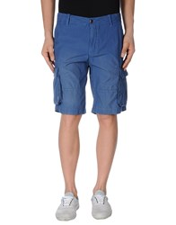 At.P. Co At.P.Co Trousers Bermuda Shorts Men Blue