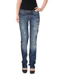 Shaft Jeans Blue
