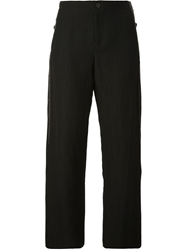 Stephan Schneider Wide Leg Trousers Black