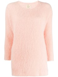 Bellerose Knitted Jumper Neutrals