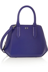 Halston Leather Tote