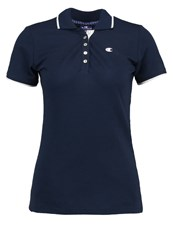 Champion Polo Shirt Dark Blue