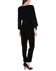 Caractere Jumpsuits Black