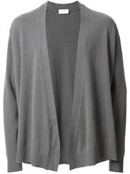 Christophe Lemaire Open Front Cardigan Grey
