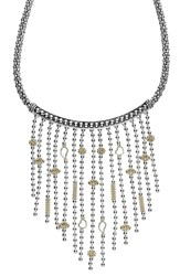 Lagos Women's 'Caviar Icon' Rope Bib Necklace