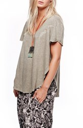 Free People Women's The Iconic Tee