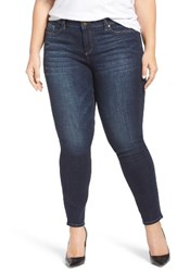 Vince Camuto Plus Size Women's Two By Stretch Skinny Jeans