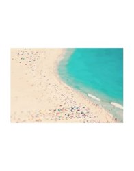 Marmont Hill People For Miles Painting Print On Wrapped Canvas Sand