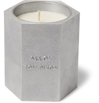 Tom Dixon Alloy Scented Candle 245G Colorless