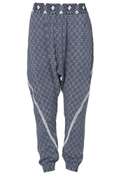 Rusty The Sea Trousers Navy Blue