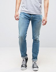 Pepe Jeans Archive Backer Slim Fit Jean Limited Edition Selvedge Vintage Selvedge Vintage Blue