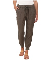 Joie Stuva Fatigue Women's Casual Pants Green