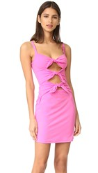 Moschino Abito Cover Up Pink