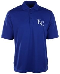 Antigua Men's Short Sleeve Kansas City Royals Polo
