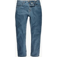 River Island Mens Light Wash High Waisted Slim Jeans