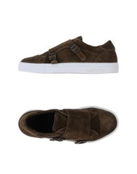 Pantofola D'oro Low Tops And Trainers Dark Brown