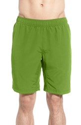 The North Face Men's 'Pull On Guide' Swim Trunks Vibrant Green