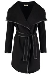 Molly Bracken Short Coat Black