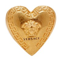 Versace Gold Love Medusa Signet Ring