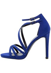 New Look Sabrina High Heeled Sandals Mid Blue