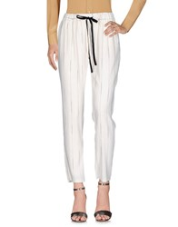 Bonsui Casual Pants Ivory