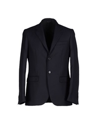 Mario Matteo Mm By Mariomatteo Blazers Dark Blue