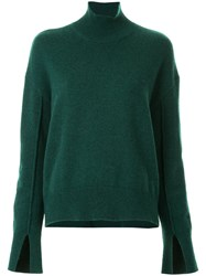 Mrz Loose Fitted Sweater Green