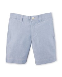 Ralph Lauren Suffield Oxford Shorts Bsr Blue