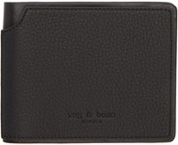 Rag And Bone Black Billfold Wallet