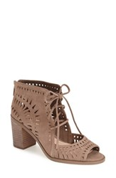 Women's Vince Camuto 'Tarita' Cutout Lace Up Sandal Nordstrom Exclusive 3' Heel