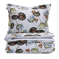 Gant Water Lily Duvet Cover Multicolour Multi Green
