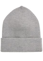 Norse Projects Grey Merino Wool Beanie