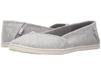 Rocket Dog Hanes Grey Cotton Candy Women's Flat Shoes Gray