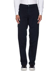 Mason's Trousers Casual Trousers Men Dark Blue