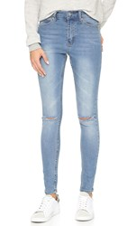 Cheap Monday The Dropped Jeans Enigma