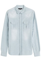Iro Cotton Shirt Blue