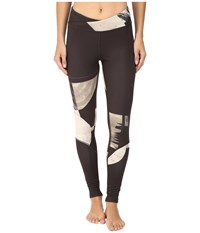 Burton Plasma Leggings Collage Women's Casual Pants Multi