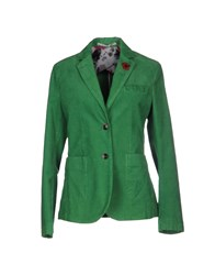 At.P. Co At.P.Co Suits And Jackets Blazers Women Green