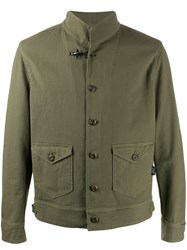 Fay Button Military Jacket 60