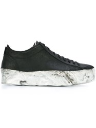 Oxs Rubber Soul Marble Sole Sneakers Black