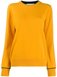 Tory Burch Cashmere Embroidered Logo Pullover 60