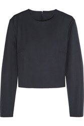 Golden Goose Deluxe Brand Ivy Twill Top Midnight Blue