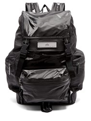 Adidas By Stella Mccartney High Shine Medium Backpack Black