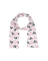 Anna Rachele Jeans Collection Oblong Scarves Light Pink