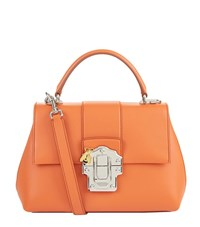 Dolce And Gabbana Bee Embellished Bag Female Orange