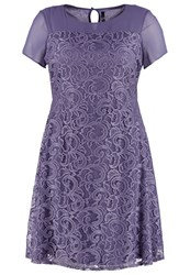Evans Summer Dress Grey