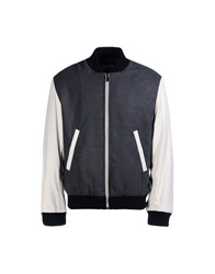 Edward Spiers Jackets Grey