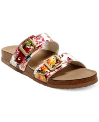 Madden Girl Madden Girl Brando Footbed Sandals Women's Shoes